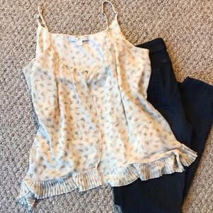 Lauren Conrad butterfly and dragonfly top